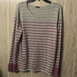 Hannah Striped Sweater